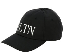 Baseball Cap aus Nylon mit Vltn-print