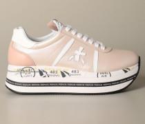 Conny Sneakers aus Leder