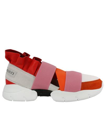 100% Ig Garantiert Günstiger Preis Top-Qualität Günstig Online Emilio Pucci Damen Sneakers Verkauf Visum Zahlung 5LMfTvkX