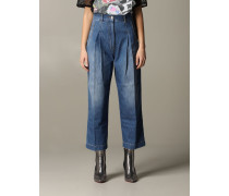 Weite Penny Jeans