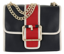 Tommy Buckle Leather Crossover Corp Mix Tasche