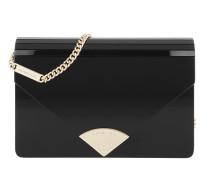 Barbara MD Envelope Clutch Black Tasche
