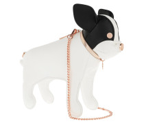 Hound Dog Umhängetasche Bag White