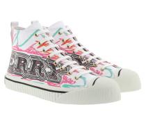 Kingley Sneakers Optic White