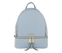 Rhea Zip MD Backpack Pale Blue Rucksack