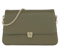 Genoveva Crossbody Bag Medium Olive Green Tasche
