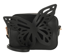 Butterfly Camera Bag Black Tasche
