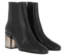 Boots Gigi Ardena Ankle Boot Black Leather