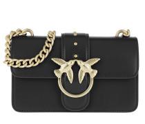 Mini Love Simply 2 Crossbody Bag Nero Limousine Tasche