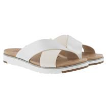 W Kari Sandale Silver Sandalen weiß|W Kari Sandale Silver Sandalen silber