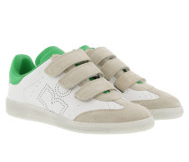 Sneakers Bethshell Sneakers Leather White/Green weiß