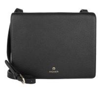 Umhängetasche Ivy Handle Bag Small Black schwarz