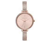 Jaryn Ladiesmetals Watch Rosegold Armbanduhr