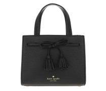 Hayes Street Sam Handle Bag Small Black Tasche