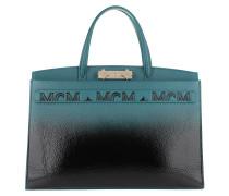 Tote Milano Patent Bag Medium Black