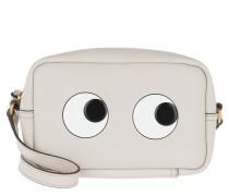Crossbody Mini Eyes Right Chalk Tasche
