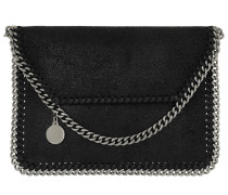Falabella Cross Body Mini Bag Shaggy Deer Black Tasche