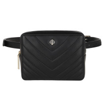 Gürteltasche Amelia Small Camera Belt Bag Black schwarz