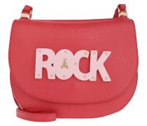 Rock Crossbody Bag Vivid Red Tasche