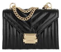 Whitney SM Shoulder Bag Black Satchel Bag