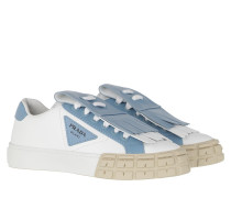 Sneakers Leather Bianco/Astrale
