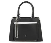 Amber S Handbag Black Tote