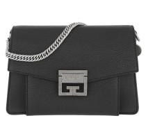 Satchel Bag GV3 Nano Crossbody Bag Leather Black schwarz