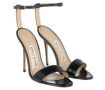 La Spezia Pumps Leather Jazz Black Pumps