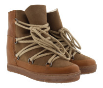 Nowles Snow Ankle Boots Camel Schuhe