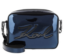 K/Signature Gloss Camera Bag Admiral Tasche