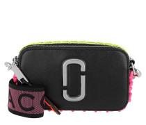 Umhängetasche Whipstitched Snapshot Small Camera Bag Black schwarz