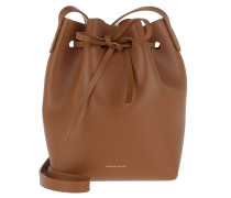 Mini Bucket Bag Saddle Beuteltasche