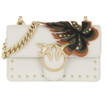 Mini Love Foglia 1 Shoulder Bag Bianco Giglio Tasche