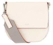 Grano Colorblocking Rhea Shoulder Bag Offwhite