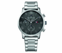 Uhr Multifunctional Watch Dressed Up 1791397 Silver