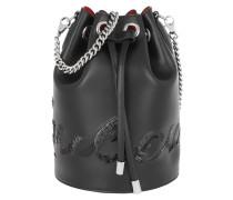 Beuteltasche Marie Jane Bucket Bag Black schwarz