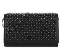 Paloma Clutch Spikes Black/Black Tasche