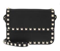 Rockstud Shoulder Bag II Black Tasche
