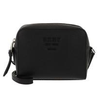 Umhängetasche Noho Camera Bag Kona Black/Silver schwarz
