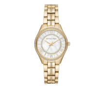 Uhr MK3899 Ladies Lauryn Gold gold