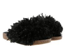 W Cindi Sandale Black Sandalen