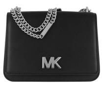 Mott Chain Shoulder Bag Black