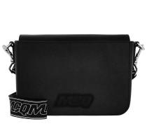 Umhängetasche Medium Hyper Crossbody Bag Black schwarz