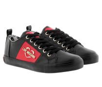 Sneakers Gomma Sneaker Nero schwarz
