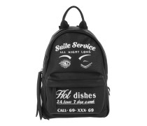 Suite Backpack Black Rucksack