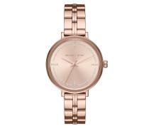 Ladiesmetals Bridgette Watch Rosegold Uhr