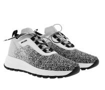 Sneakers Prax 01 Knit Sneakers Silver/Black silber