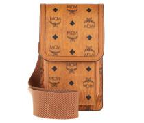 Umhängetasche Visetos Original Phone Case Cognac