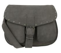 Biker Saddle Bag New Grey Satchel