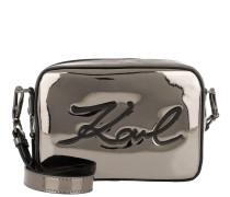 K/Signature Gloss Camera Bag Nickel Tasche